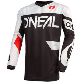 O'Neal Element Jersey Uomo, racewear-black/white
